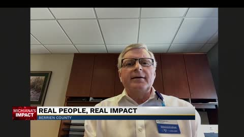 Dr. Loren Hamel of Spectrum Health Lakeland discusses COVID-19