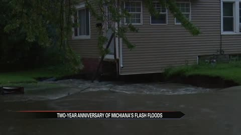 Two years later: Michiana's worst flash flood