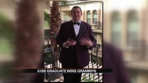 IUSB student wins big at 2019 GRAMMYs