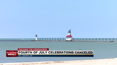 July 4th celebrations put on pause or canceled in several Michiana cities