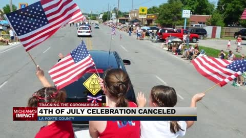 July 4th celebrations put on pause or canceled in several Michiana...