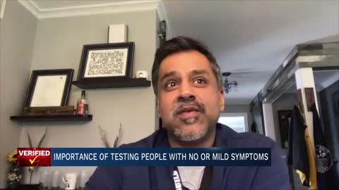 Medical Minute: Importance of testing people with mild symptoms