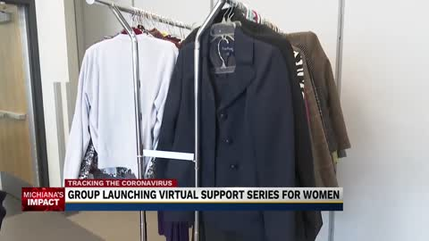 Non-profit launching virtual support series for women