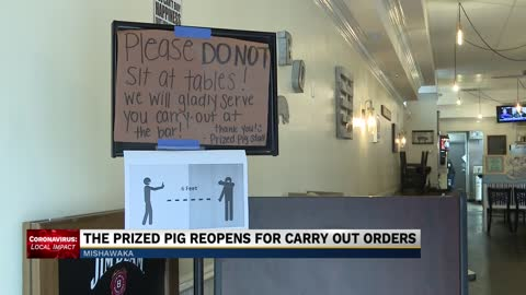 Popular BBQ restaurant The Prized Pig reopening for carryout orders