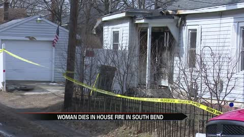 Woman killed in house fire on Stanfield Street