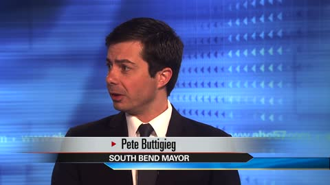 South Bend Mayor Pete Buttigieg talks police tape controversy