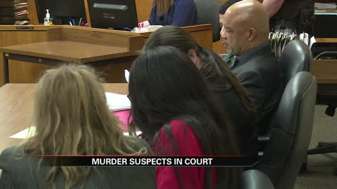 Trial date set for Kemia Hassel and Jeremy Cuellar