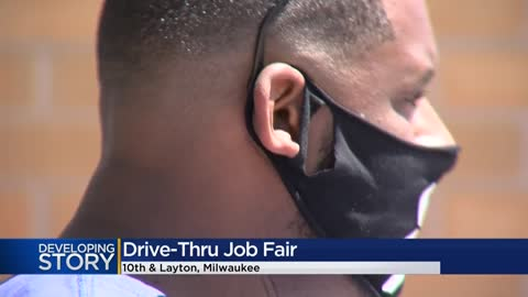 Express Employment Professionals holding weekly drive-thru job fairs