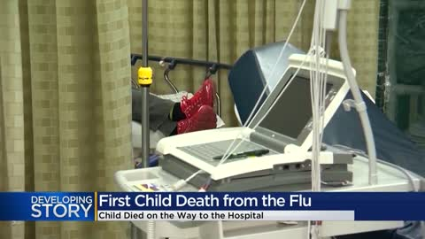 1st pediatric flu death reported in Wisconsin, health officials confirm