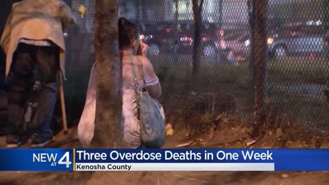 Kenosha County sees 3 suspected drug overdoses in less than a week