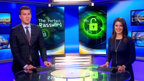 Special Report: How to come up with the perfect passwords
