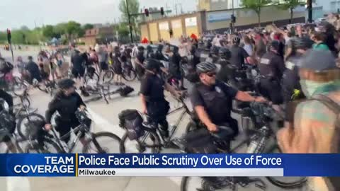 Milwaukee opens public hearings on MPD actions during protests