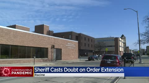 Racine County Sheriff will not enforce Safer at Home order after its extension