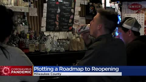 Local leaders work on plan to reopen businesses safely